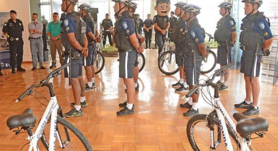 bike patrulha